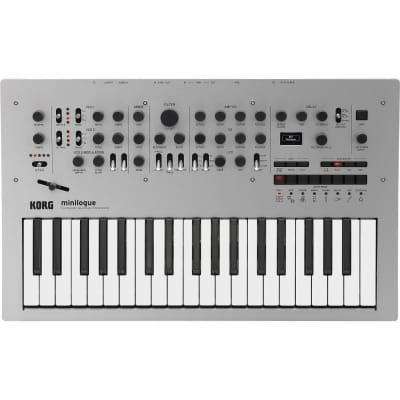 Korg Minilogue 4-voice Analog Synthesizer