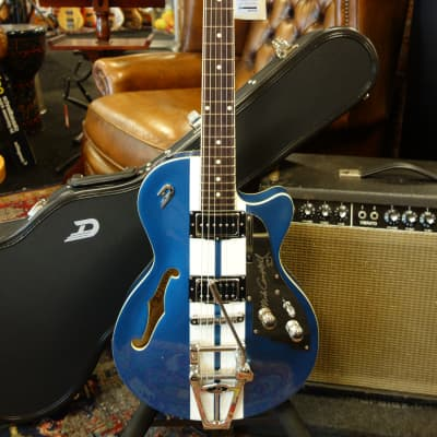 Duesenberg Alliance Mike Campbell 1  Metallic Blue for sale