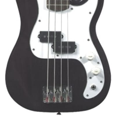 Jay Turser JTB-40 Short Scale Precision Bass Black for sale