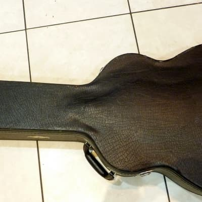 """Taylor  Dreadnought Traditional Wood/Tolex Acoustic Guitar Hard Shell Case Arched Top """"WILL SHIP"""""""