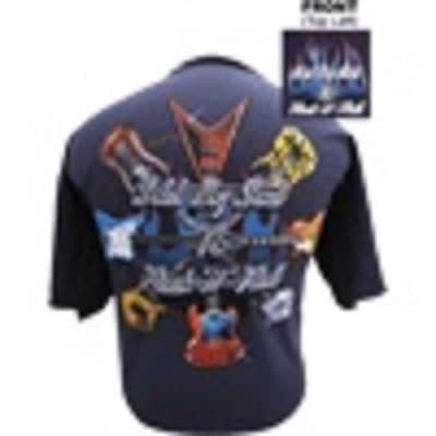 Aim Gifts  Sold My Soul TShirt Navy XL