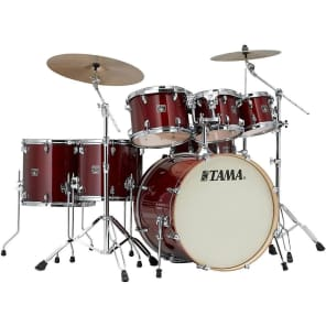 "Tama CL72SCCW Superstar Classic Maple 7x8"" / 8x10"" / 9x12"" / 12x14"" / 14x16"" / 18x22"" / 6.5x14"" 7pc Shell Pack"