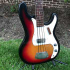 Vintage MIJ Kingston Electric 4-String Bass Guitar image