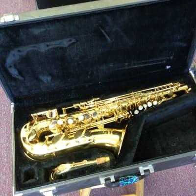 Yamaha Advantage AS1 Brass