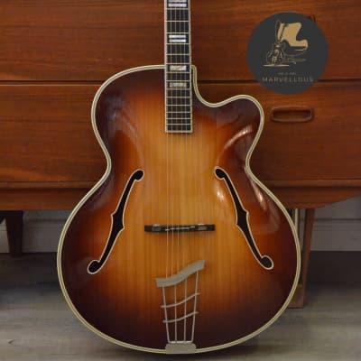 Anton Sandner Archtop Guitar 17