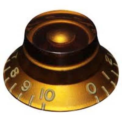 HOSCO SKA-160I potentiometer handle, amber (inch size) for sale