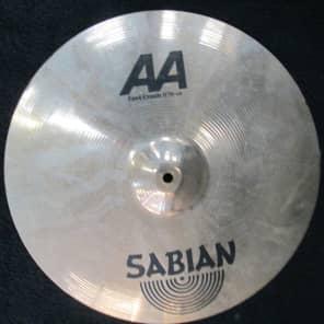 """Sabian 17"""" AA Fast Crash Cymbal"""