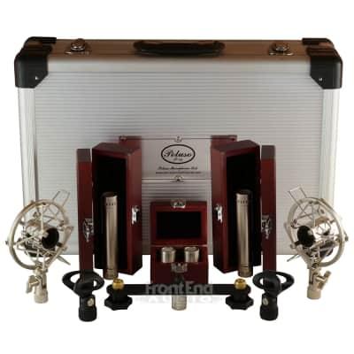 Peluso Microphones P-84 Stereo Kit