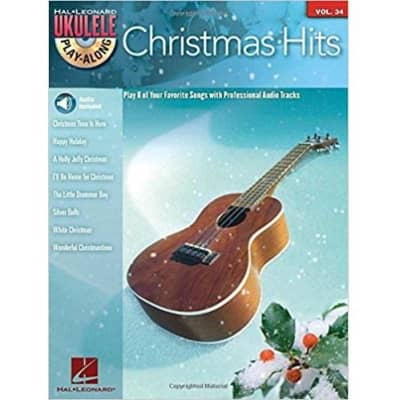 Christmas Hits - Ukulele Play-Along Volume 34