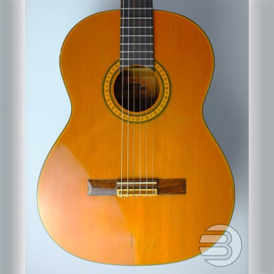 Aria AC30 Classical Concert Guitar - Made in Nagoya, Japan 1974 for sale