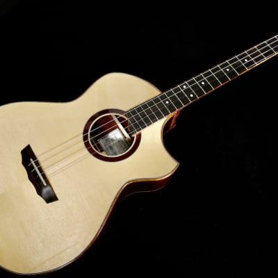 Custom Lichty Longscale Baritone Ukulele | Ukulelefriend.com for sale