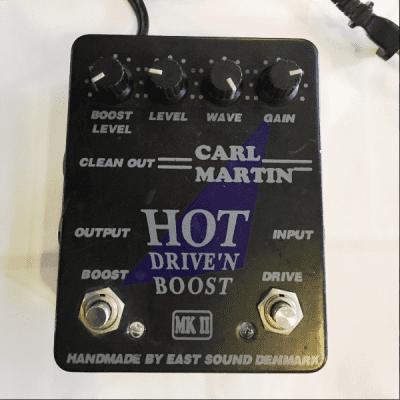 Carl Martin Hot Drive 'N Boost mkII