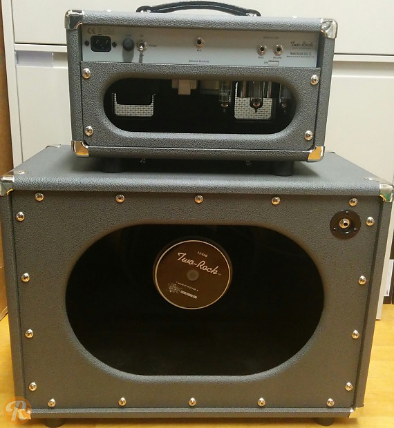 Two Rock Cardiff Head and 1x12 Cab | Reverb