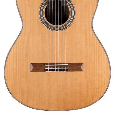 Asturias Double Top 2021 Classical Guitar Cedar/Indian Rosewood