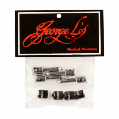 George L's Right Angle Plug 4pc .155