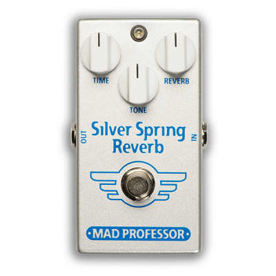 Mad Professor BJF Design Silver Spring Reverb (SSR) for sale