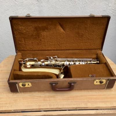 Buescher 400 Alto Saxophone 1975