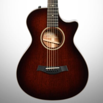 Taylor 522ceV 12-Fret Grand Cutaway Acoustic-Electric Guitar