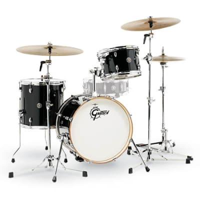 Gretsch Catalina Club 3-Piece Drum Set (18/12/14)- Piano Black