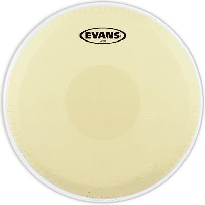 "Evans EC1175E Tri-Center Extended Collar Conga Drum Head - 11.75"""