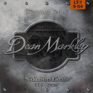 Dean Markley 2502C NickelSteel 7-String Guitar Strings - Light (9-54)
