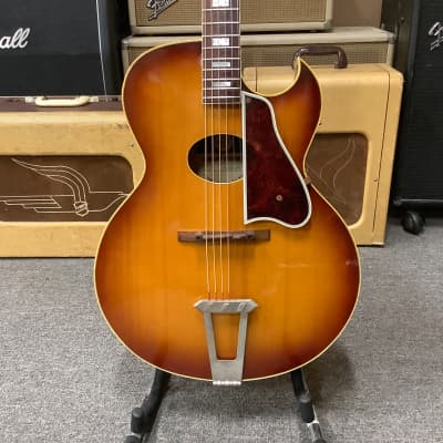 1963/1964 Epiphone Howard Roberts One-Of-A-Kind Acoustic for sale