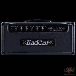 Bad Cat Classic Pro 20R USA Player Series 20-Watt Guitar Amp Head with Reverb