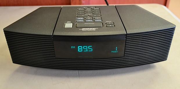 Bose Wave Radio Cd Player Music System Awrc1g Remote Not