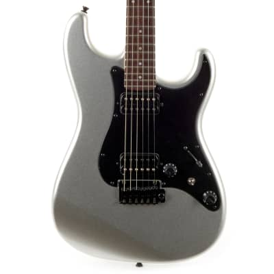 Used Fender Boxer Series Stratocaster HH Rosewood - Inca Silver for sale