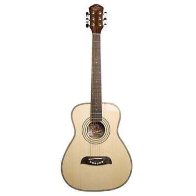 Oscar Schmidt OGHS 1/2 Natural Acoustic for sale