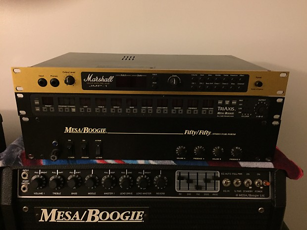 Marshall JMP-1 & Marshall JFX-1 (Both Included)!