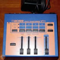 Boss VT-1 Voice Transformer 1990s Yellow image
