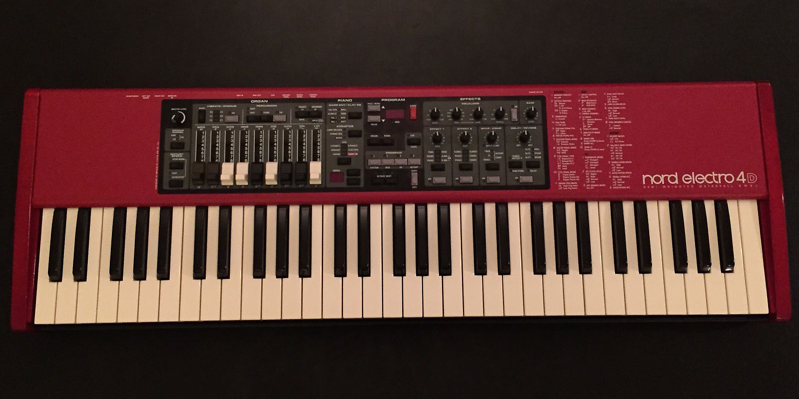 how to download organ sounds to my nord electro 5