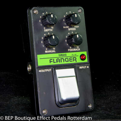Yamaha FL-01 Flanger s/n 322391 early 80's Japan