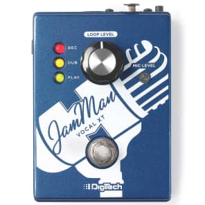 DigiTech JamMan Vocal XT Looper