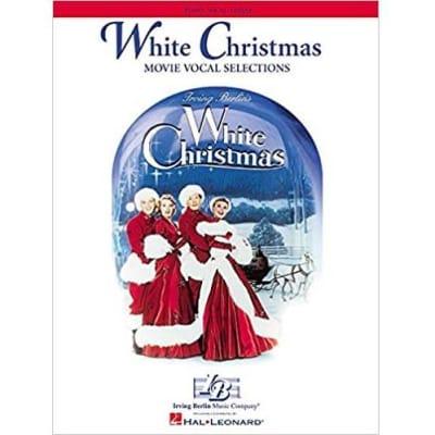 White Christmas: Movie Vocal Selections (Piano/Vocal/Guitar)