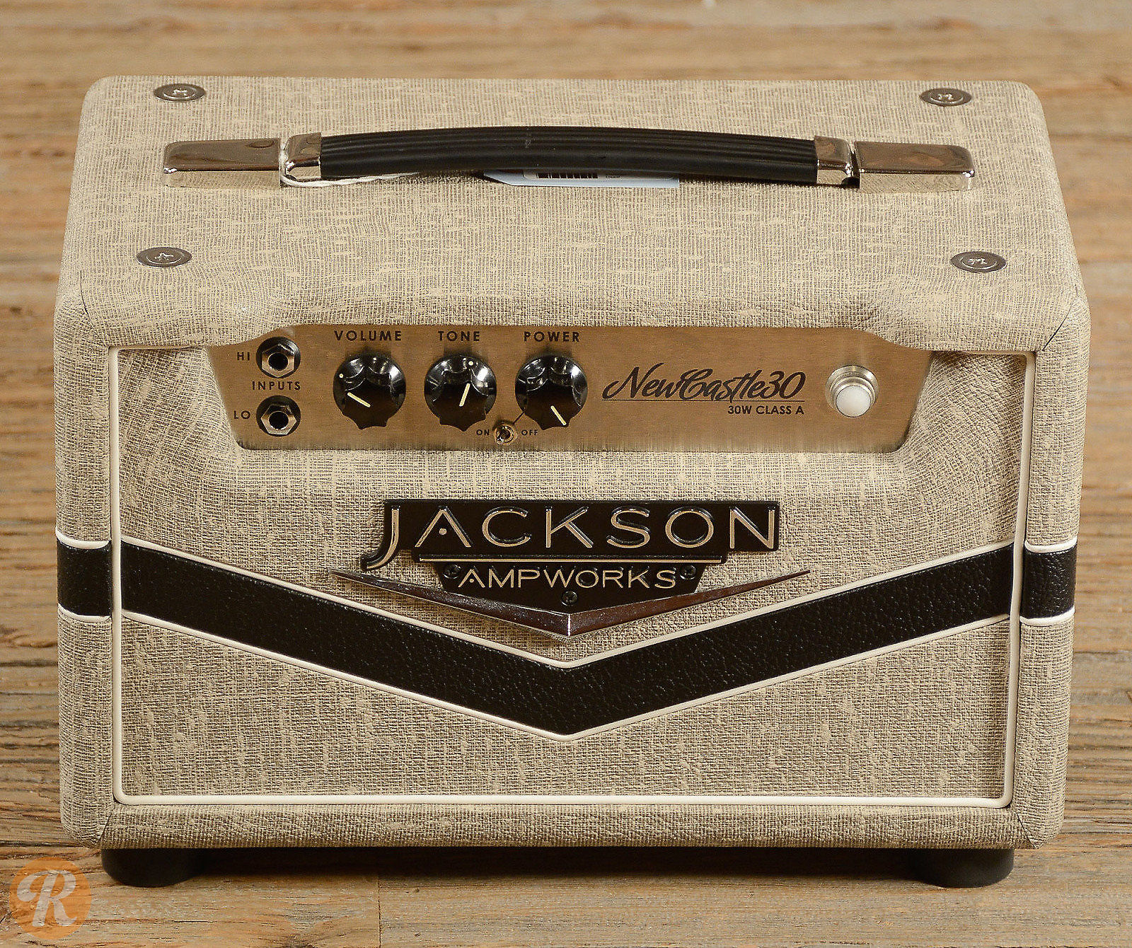 jackson ampworks newcastle 30 head reverb. Black Bedroom Furniture Sets. Home Design Ideas