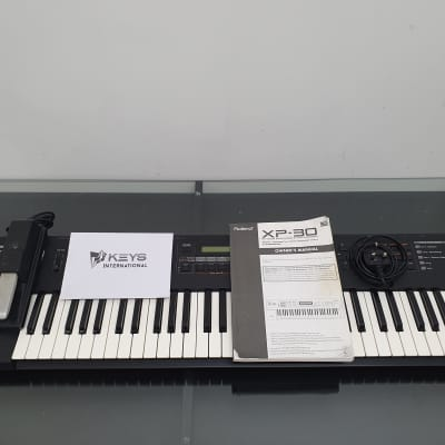 Roland XP30 Keyboard Synth. 1 Year Warranty