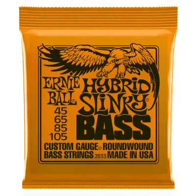 Ernie Ball 45-105 Hybrid Slinky Electric Bass