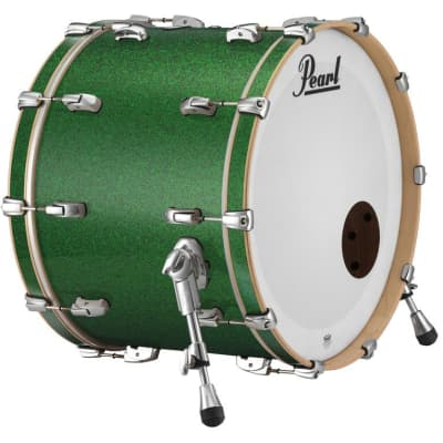 Pearl Music City Custom 24x16 Reference Series Bass Drum ONLY w/o BB3 Mount RF2416BX/C446