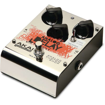 Akai Analog Custom Shop Analog Delay Effect Pedal for sale