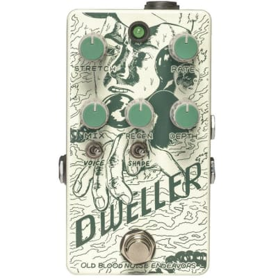 Old Blood Noise Dweller Phase Repeater Pedal