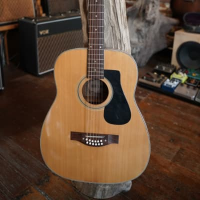 Airline 12 String 1970's Natrual for sale