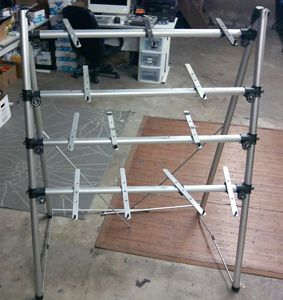 Ultimate Support A Frame Keyboard Stand 4 Tier Reverb