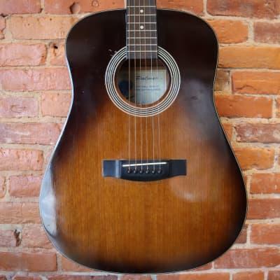 Palmer P30 Acoustic Guitar Sunburst for sale