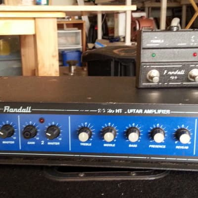 RANDALL guitar or bass amplifiers for sale in the USA