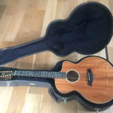 Taylor 12 String K65-CE Koa 'Taylor Swift' Model