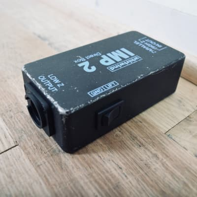 Whirlwind IMP-2 Passive Direct Box in good condition (ChurchOwned)