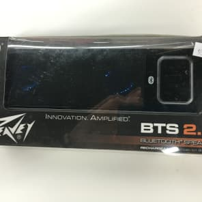 Peavey BTS 2.2 Wireless Portable Bluetooth Speaker