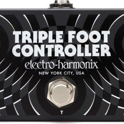 Electro Harmonix Triple Foot Controller for sale